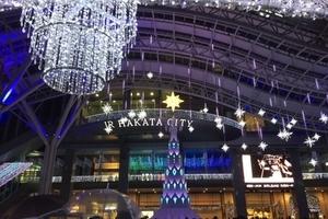2015「光の街・博多」イルミネーションのサムネイル