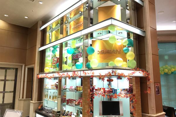 バルーンで店内装飾をさせて頂きました!!のサムネイル