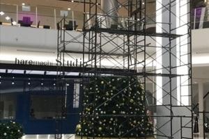 2017「イオンモール岡山」イルミネーションのサムネイル