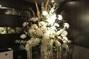 福岡市博多区中洲の会員制高級クラブの装飾のサムネイル
