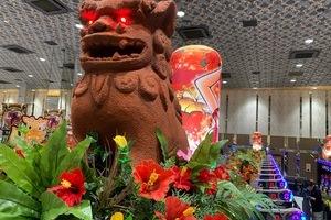 沖縄のパチンコ店、店内装飾のサムネイル